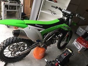 2016 KX450 trade for car/truck or sell!