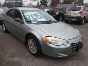 2005 Chrysler Sebring Touring - ONLY 58,000 KLM'S.!