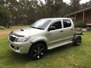 Toyota Hilux SR 2012 Watsonia Banyule Area Preview
