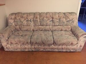 Couch and chair FREE