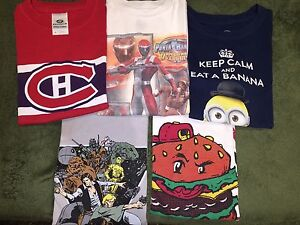 Printed T shirts West Island Greater Montréal image 1