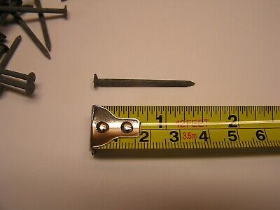 5 Pounds 4d Galvanized Coated Nails 1 38 Length Point