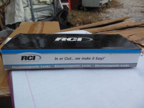 RCI 8375 x 28 AL electromagnetic lock micro mag