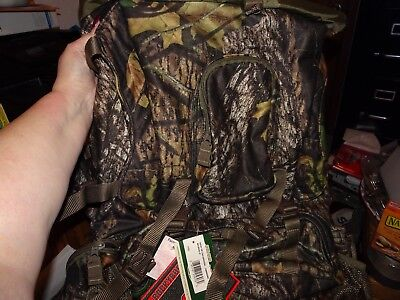 New With Tags Rocky Outdoor Gear Expedition Backpack Mossy Oak NWT