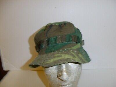 e4883-60 Vietnam ERDL Camouflage short brim boonie hat W4E