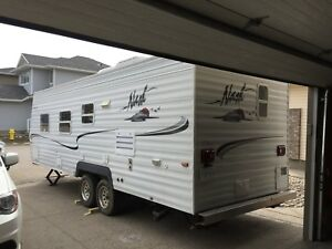 2005 Northwood travel trailer.