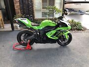 Track Bike - Kawasaki ZX-6R Tingalpa Brisbane South East Preview