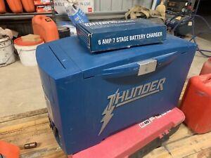 Thunder portable battery box 100amp battery