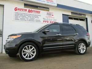 2013 Ford Explorer XLT AWD LEATHER SUNROOF