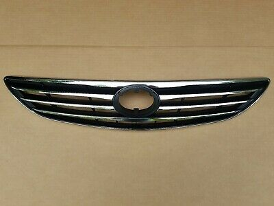 fits 2005-2006 TOYOTA CAMRY Front Bumper Chrome Grille NEW ()