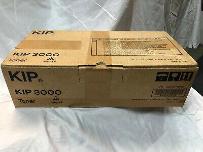 New Kip-3000 Kip 3000 Toner 2-pack Toner Cartridge 2x300g Z050970010