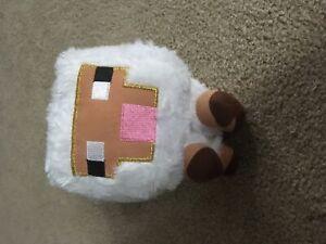 Mojang Minecraft Baby Sheep Plushies
