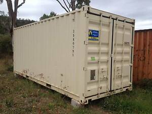 20ft Shipping Container Mount Louisa Townsville City Preview