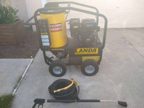 LANDA MVC3 - 3000 Pressure Washer , Hot Water