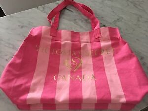 VICTORIA'S SECRET LARGE TOTE BAG!