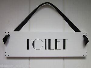 ART-DECO-STYLE-TOILET-KITCHEN-PANTRY-SIGN-PLAQUE-GIFT