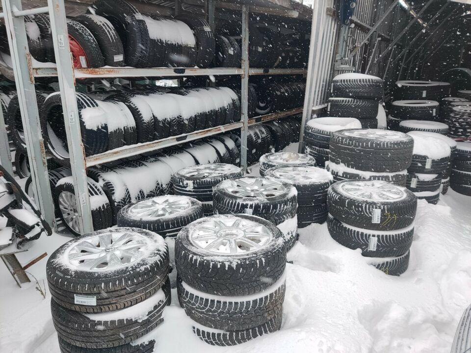 Winterreifen und komplett Räder im Angebot! für jeder marke! in Gronau (Westfalen)