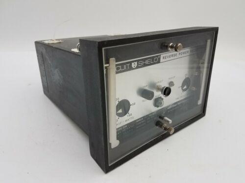 ABB 437W4790 Circuit Shield 32R Reverse Power Relay 13-150W 24VDC Used