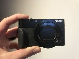 Sony RX100 III with accessories