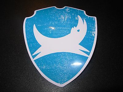 Brewdog Brew Dog Blue Dog Shield Sticker Decal Craft Beer Brewery