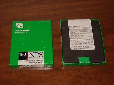 Пленка Fuji 160 NPS Sheet Film