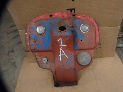 Ford 8n Tractor Dash Tachometer Hole Proofmeter Hole