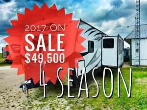 2017 Outdoors RV Timber Ridge 26RLS