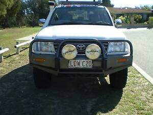 2005 Toyota LandCruiser Wagon GXL GVM Upgrade Connolly Joondalup Area Preview