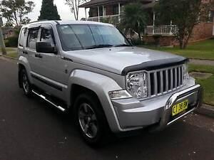 2007 Jeep Cherokee Wagon Greystanes Parramatta Area Preview