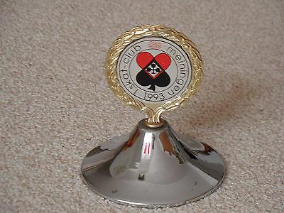 """Pokal """"1. Skat-club Meiningen 1993"""""""