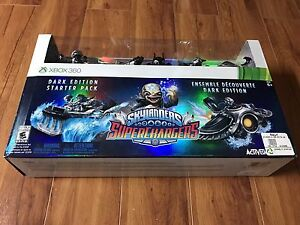 Skylanders Superchargers Dark Edition for Xbox 360