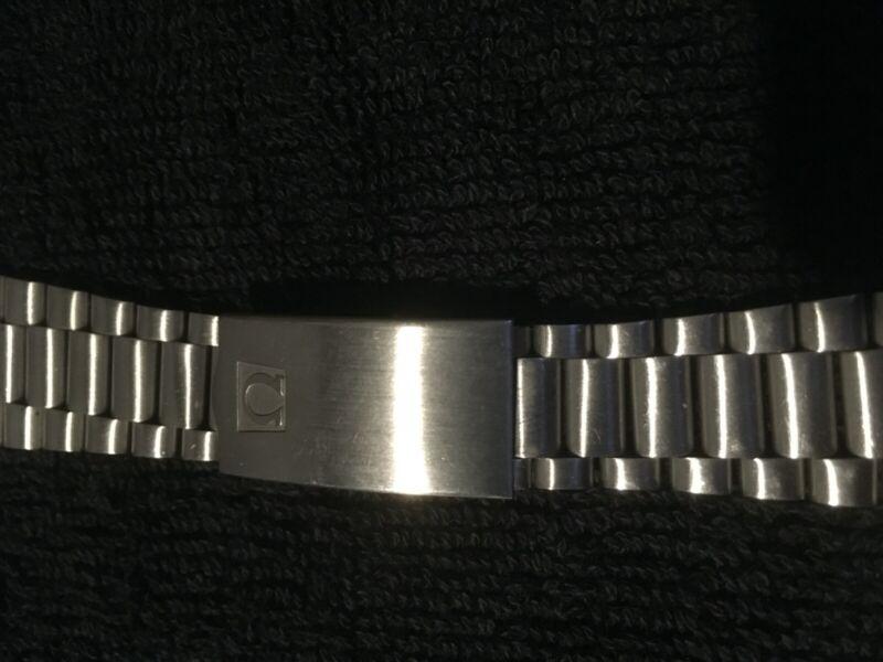 Omega bracelet 22mm stainless steel