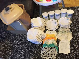 Motherease reuseable diaper system