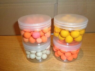 4x Innovate Baits Various flavours 14mm 17mm pop ups free p+p
