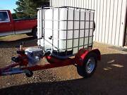 Fire fighting unit /watering unit trailer only Riddells Creek Macedon Ranges Preview