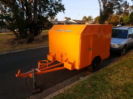 Fully Enclosed Trailers For Sale Trailers Gumtree