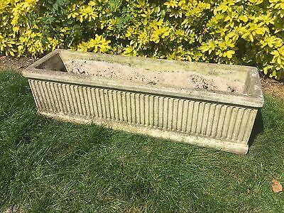 Large Garden Stone Trough. I have Qty.
