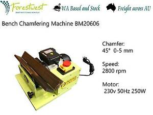 Electric Bench Edge Angle Milling Chamfering Machine BM20606 Canning Vale Canning Area Preview