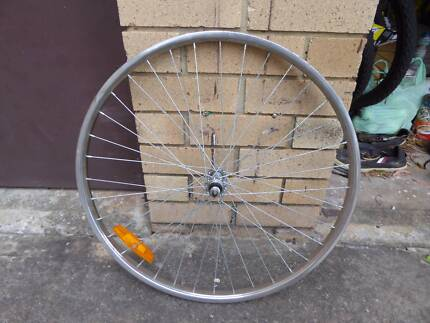 "26"" MTB Bicycle Front Wheel Quick Release"