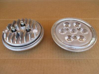 2 Led Hi-lo Headlights For Ih Light International 154 Cub Lo-boy 184 185 Farmall