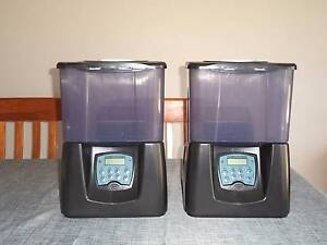 Automatic pet feeders, Near NEW North Lakes Pine Rivers Area Preview