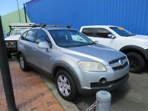 Holden Captiva  (4x4) TURBO DIESEL 7 SEATER SOLE PARENT FINANCE Westcourt Cairns City Preview