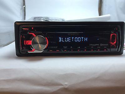 Kenwood KDC-BT555U Radio with Bluetooth/USB/AUX and Pandora (44709)