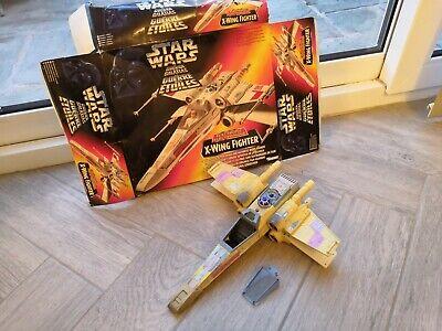 Vintage Star Wars X-Wing 1995