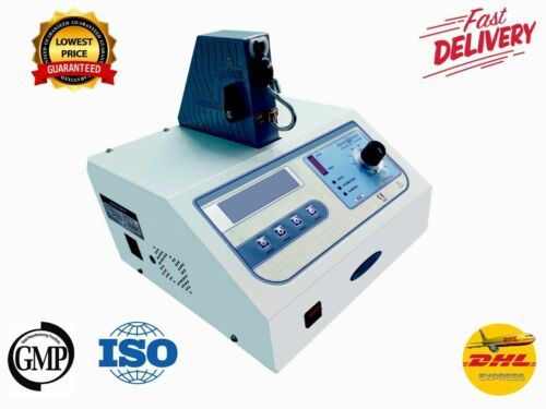 Latest Dynotrac Cervical & Lumbar Traction Therapy LCD Display Programme Machine