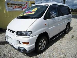 2002 Mitsubishi Delica 3,0 4WD Space Gear (#3261) Moorabbin Kingston Area Preview