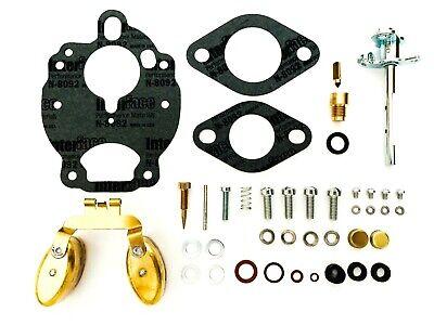 Allis Chalmers Wd45 D17 Zenith 11588 12217 12232 12590 Carburetor Kit W Float