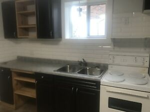 Available NOW, 1 bd apt steps to University bus route $800/mo