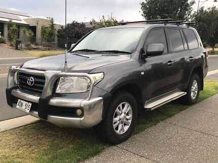 Toyota Landcruiser 200 series Hayborough Victor Harbor Area Preview