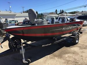2017 MirroCraft 167SC-O Outfitter Side Console